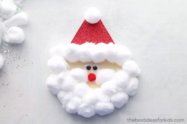 Santa-Claus-Card-Craft