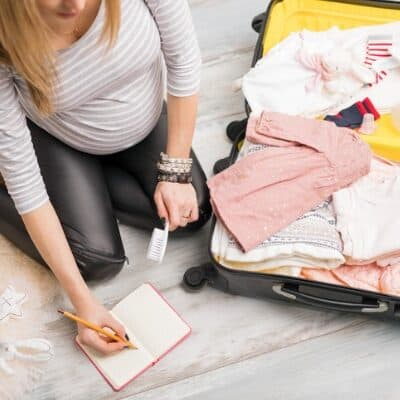what to pack in hospital bag for labor