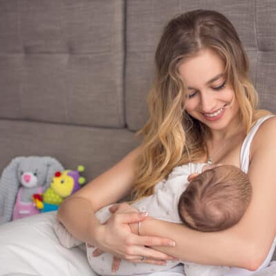 How to go dairy free while breastfeeding