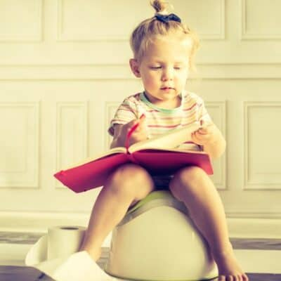Sample potty training schedule for 2 and 3 year olds