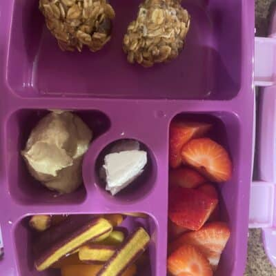 Toddler daycare lunch ideas